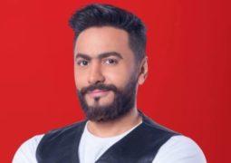 تفاصيل ألبوم تامر حسني.. وتعاونه مع الشاب خالد