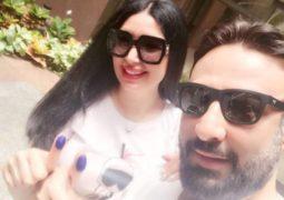 زواج الفنانة المصرية عبير صبري