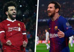 محمد صلاح يرفض عرض من برشلونة بـ 180 مليون يورو