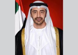 عبدالله بن زايد: ضعف الثقة بحكومة قطر يحول دون التوصل إلى حل