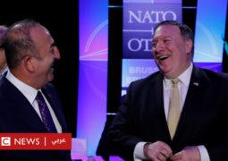 """اتفاق أمريكي تركي على """"الحوار والتعاون"""" لتسوية الخلافات"""