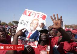 زعيم المعارضة في زيمبابوي: نتائج الانتخابات انقلاب