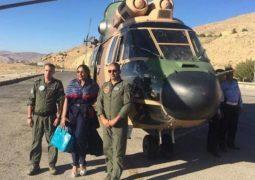 الجيش الأردني يصدر بيانا بشأن المطربة الإماراتية أحلام