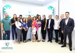 عيادات كمالى  للعلاج النفسى تفتتح  فرعها الجديد  في دبي