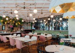 مطعم ديموزيل باي غالفن يطلق قائمة غداء متميزة لفصل الصيف