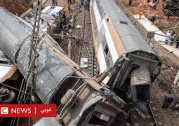 المغرب: 7 قتلى على الأقل في حادث انقلاب قطار بمنطقة بوقنادل