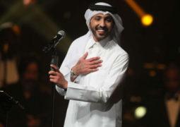 فهد الكبيسي أول فنان عربي يفتتح حفل جوائز BAMA العالمية كعضو لجنة تحكيم