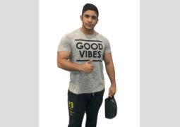 علي صلاح.. أول لاعب من مواليد الدولة يحرز ميدالية آسيوية في القوة البدنية