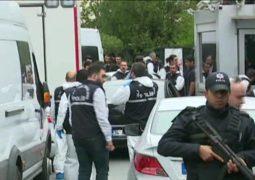 الشرطة التركية تبدأ تفتيش منزل القنصل السعودي في اسطنبول