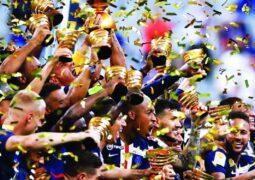 سان جرمان بطل كأس الرابطة