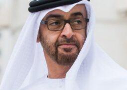 محمد بن زايد يشكر مواطنة لجهودها التطوعية