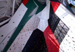 """""""كلايم أبوظبي"""" يُعزز تجاربه الترفيهية بإضافة مسارات جديدة على جدران التسلق"""