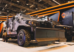 The Armored Group (TAG), Launches Its Newest Vehicle, The BATT UMG Pickup at the International Defence Exhibition & Conference (IDEX)