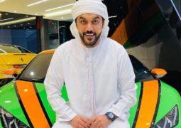 المدون محمد المرزوقي يحطم رقم قياسي في عالم السيارات